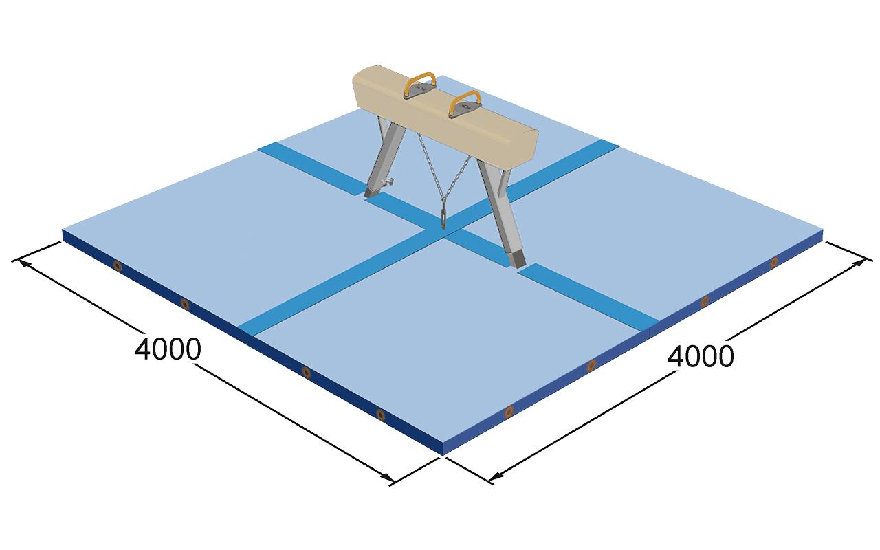 1565861 AASA Mattenset voltige naaldvilt blauw JF_corr